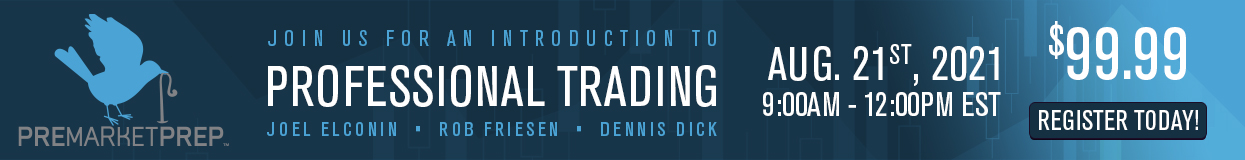 Professional Trading Event