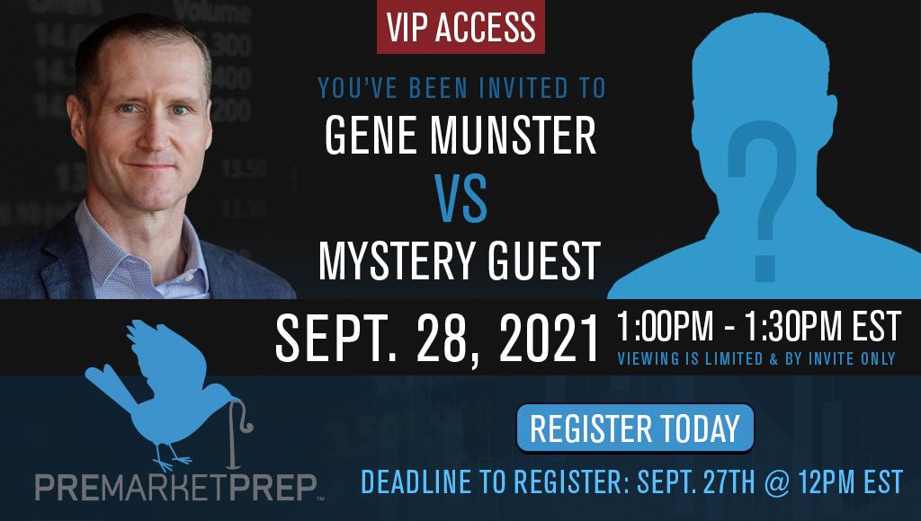 Gene Munster vs Mystery Guest